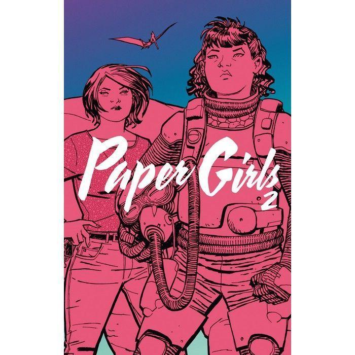 Paper Girls (Tomo) nº 02