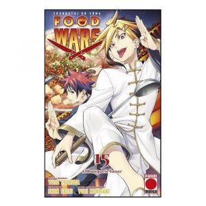 Food Wars: Shokugeki no Soma 15 El banquete lunar SHONEN