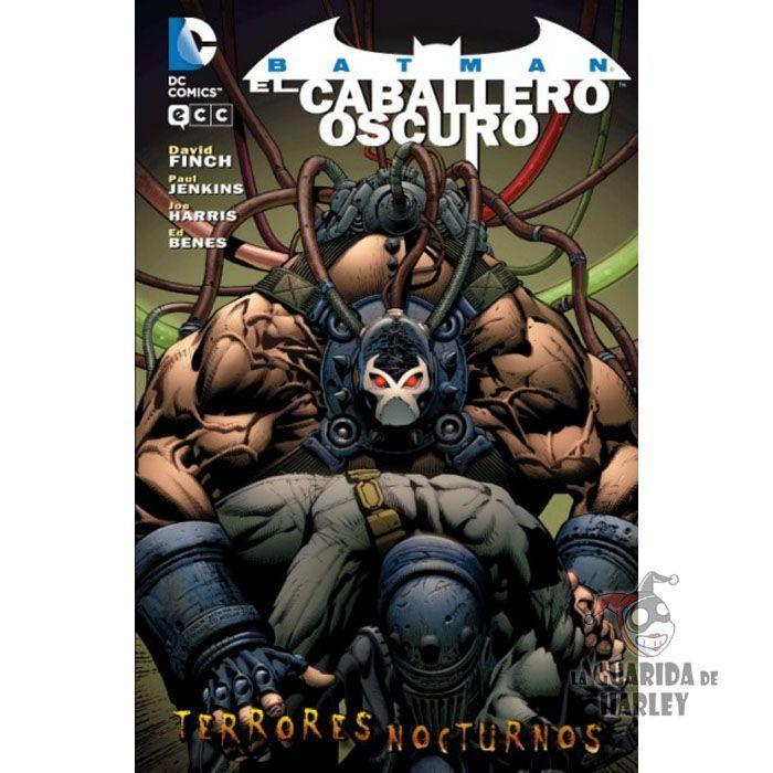 BATMAN: EL CABALLERO OSCURO: TERRORES NOCTURNOS