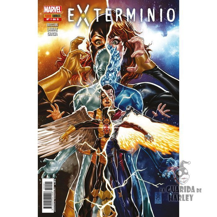 X-MEN EXTERMINIO V1   1