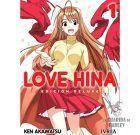 Love Hina 01 Edición deluxe