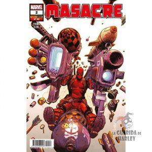 Masacre 2 X-MEN DEADPOOL V3 33