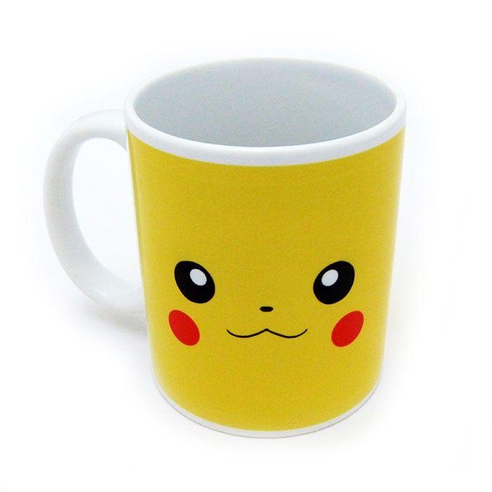 taza pikachu pokemon