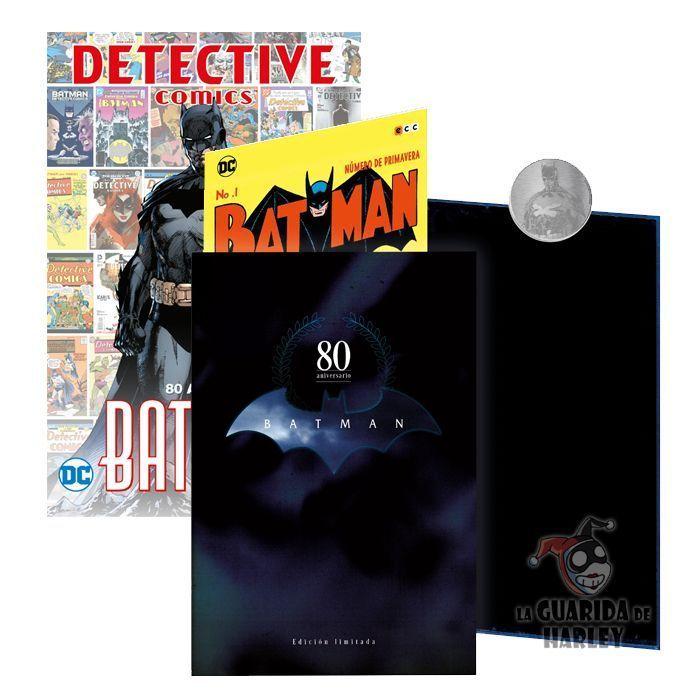 DETECTIVE COMICS 80 AÑOS DE BATMAN (EDICIÓN ESPECIAL LIMITADA)