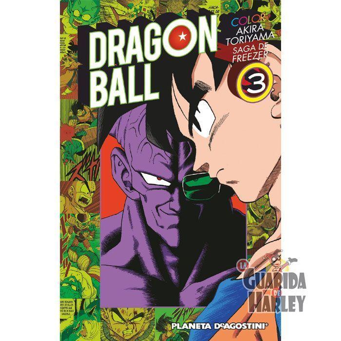 dragon ball full color 18
