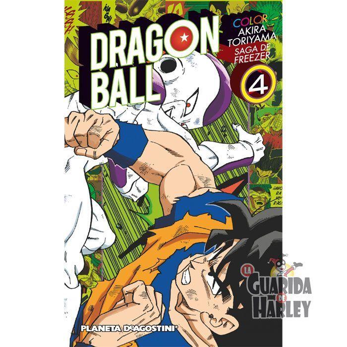 Dragon Ball Color Full 19