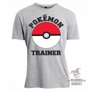 pokemon trainer pokeball tshirt