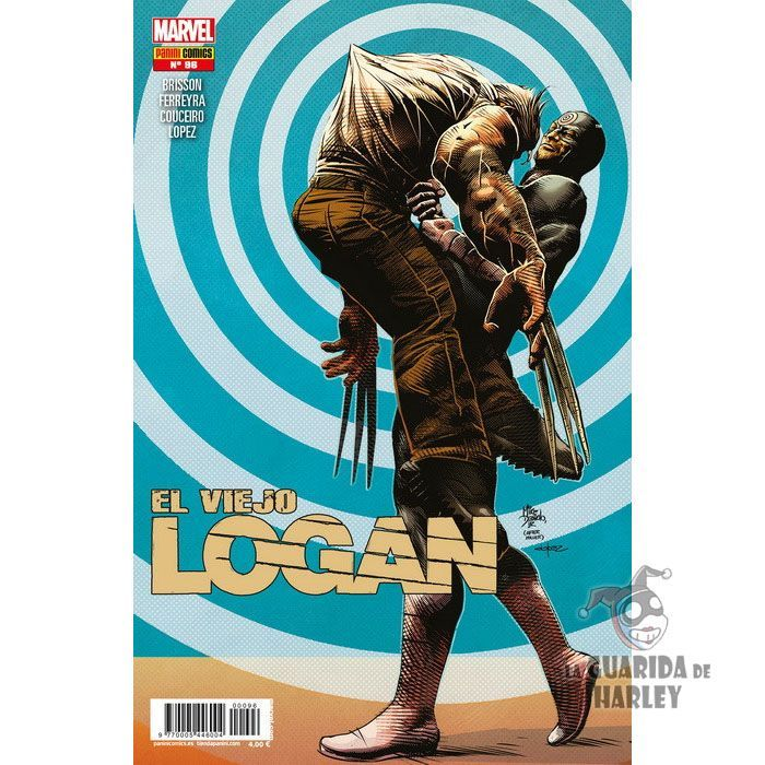 El Viejo Logan   96 X-MEN LOBEZNO V5   96