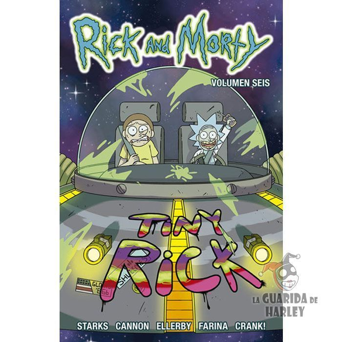 Rick & Morty 6