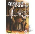 Ataque a los Titanes 14 (Manga)