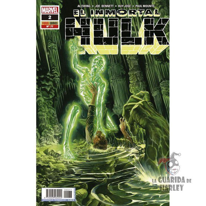 el increible hulk inmortal