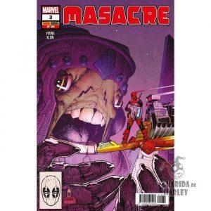 Masacre 3 X-MEN MASACRE V3 34