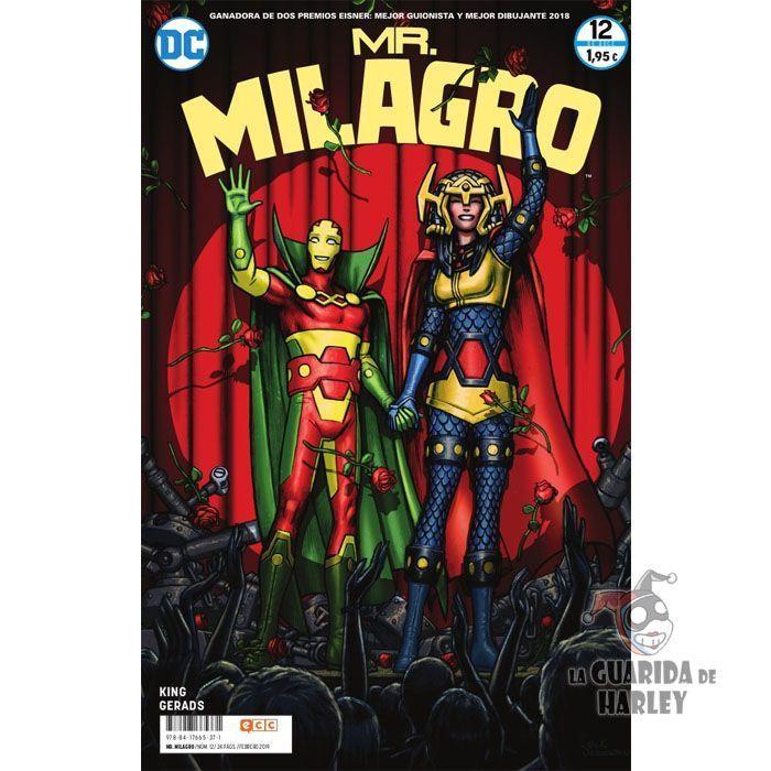 MR. MILAGRO NÚM. 12 (DE 12)