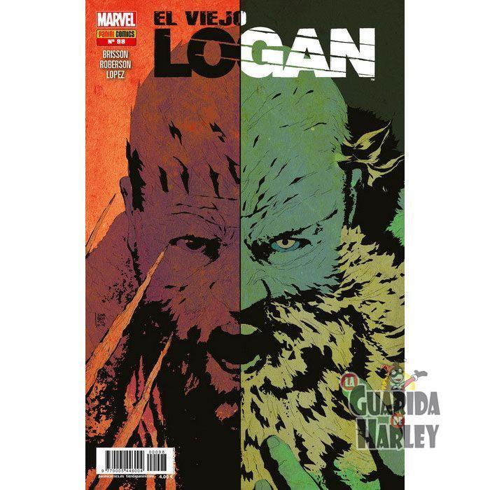 El Viejo Logan   98 X-MEN LOBEZNO V5   98