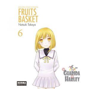 FRUITS BASKET ED. COLECCIONISTA 6