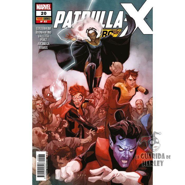 X-MEN LA IMPOSIBLE PATRULLA-X V1   82