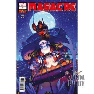 Masacre 7 X-MEN MASACRE V3 38