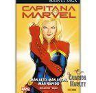 Capitana Marvel 04: Mas Alto, Mas Lejos, Mas Rapido