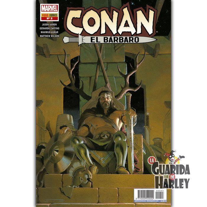 Conan el Bárbaro 3