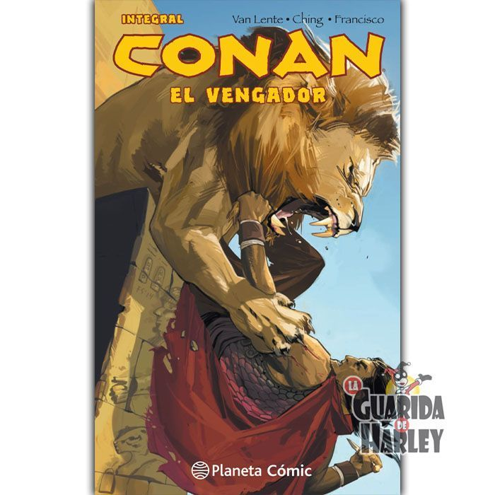 Conan El vengador (integral)