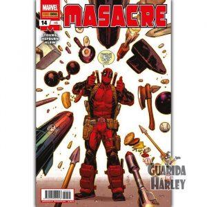 Masacre 14 X-MEN MASACRE V3 45