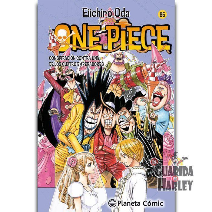One Piece nº 86 Eiichiro Oda