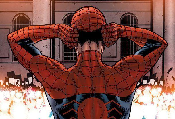 spiderman revelacion civil war