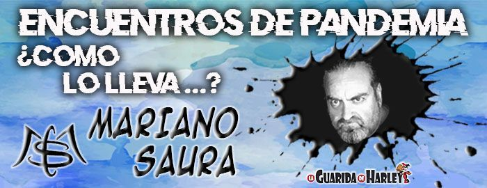 Encuentros de Pandemia con Mariano Saura