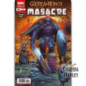Masacre 13 La Guerra de los Reinos