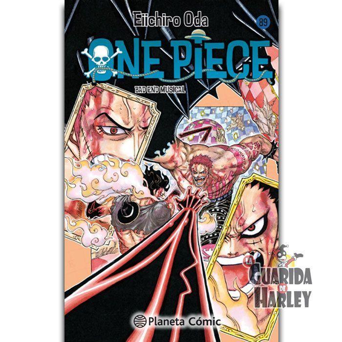 One Piece nº 89 Eiichiro Oda