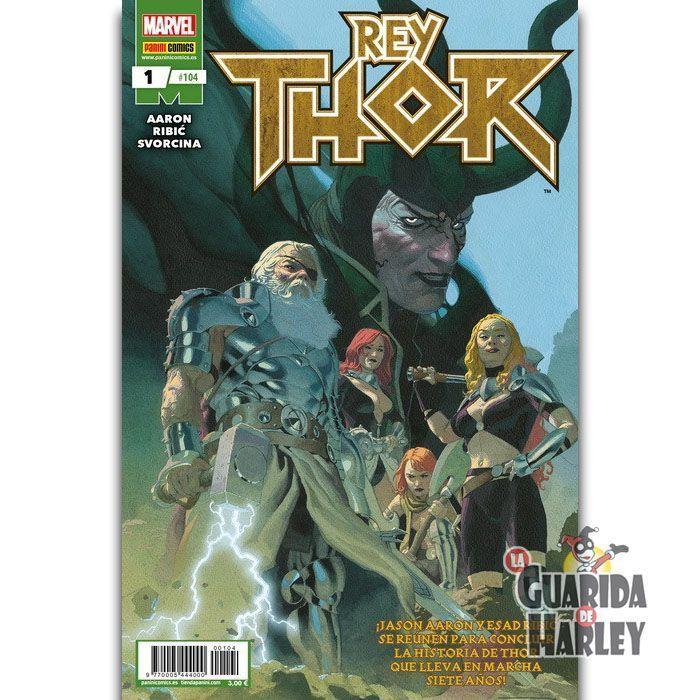 Rey Thor (2019) # 1 (de 4)