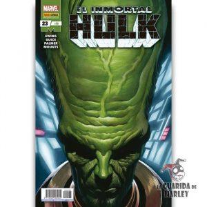 El Inmortal Hulk 23 HÉROES MARVEL EL INCREÍBLE HULK V2 98