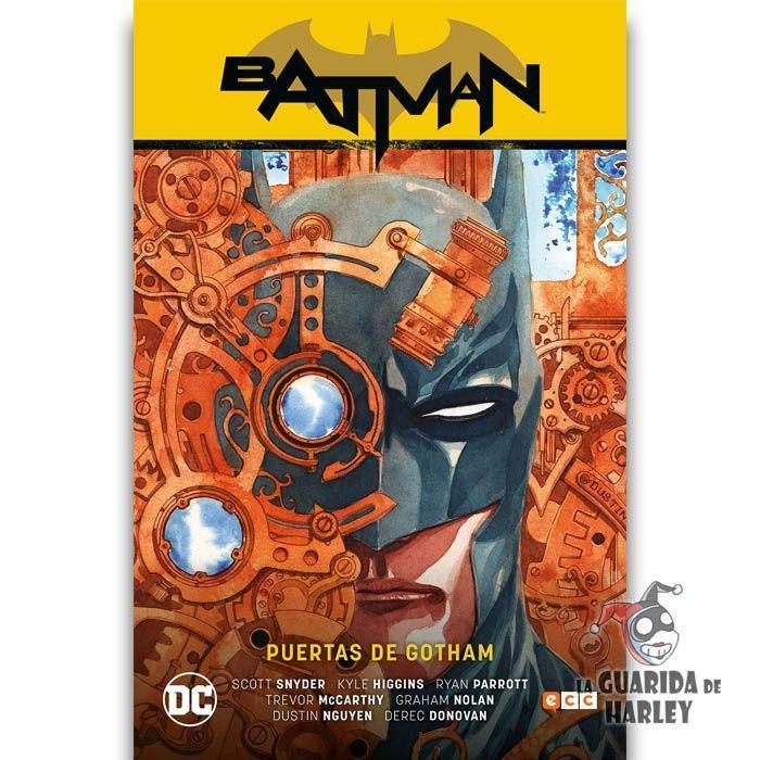 BATMAN: PUERTAS DE GOTHAM (BATMAN SAGA - RENACIDO PARTE 10)