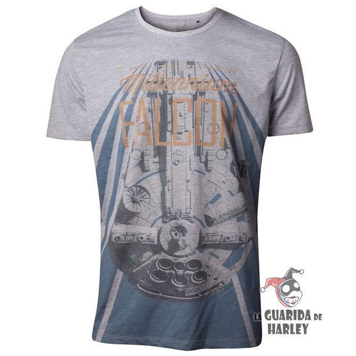 Camiseta Millennium Falcon Star Wars