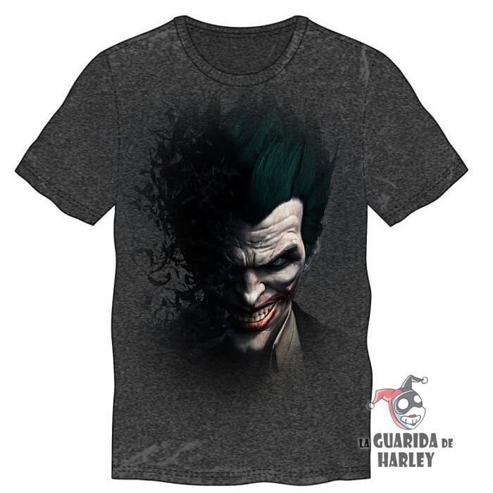 Camiseta Joker Face