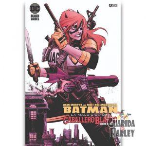 Batman: La maldición del Caballero Blanco núm. 04 de 8