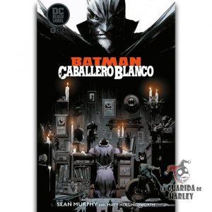 BATMAN: SAGA CABALLERO BLANCO DE SEAN MURPHY