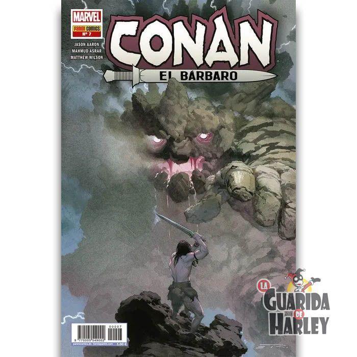 Conan el Bárbaro 7 CONAN