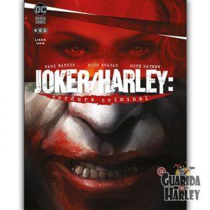 JOKER/HARLEY: CORDURA CRIMINAL VOL. 01 DE 3