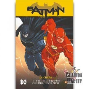 BATMAN VOL. 05: BATMAN/FLASH - LA CHAPA (BATMAN SAGA - RENACIMIENTO PARTE 5)