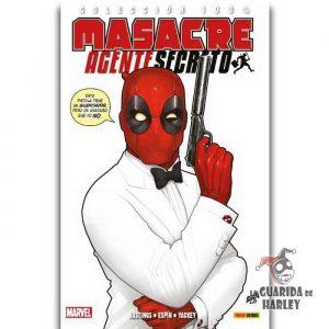 100% Marvel. Masacre: Agente Secreto