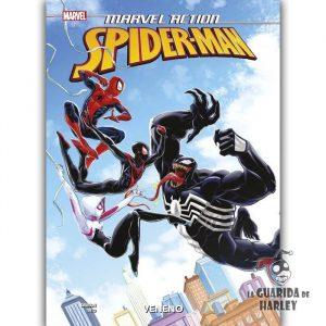 Marvel Action. Spiderman 4 Veneno