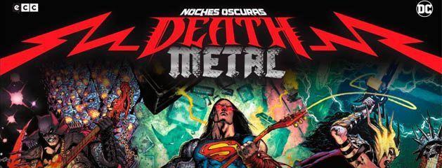 NOCHES OSCURAS: DEATH METAL – GUÍA DE LECTURA