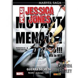 Marvel Saga. Jessica Jones: The Pulse 2 Guerra Secreta