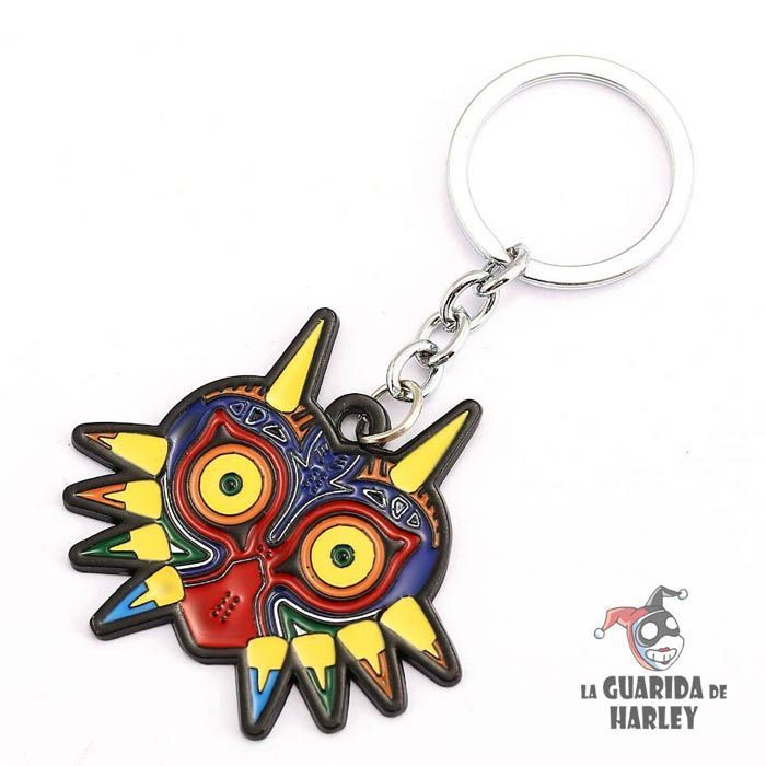 Llavero Majora's Mask The Legend of Zelda