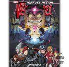 Marvel Action Los Vengadores 3: Comemiedos