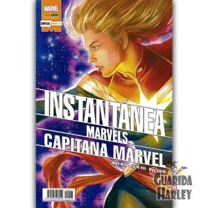 Instantánea Marvels: Capitana Marvel INSTANTÁNEA MARVELS V1 8