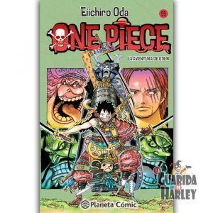 One Piece nº 95 Eiichiro Oda