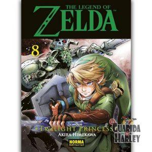 THE LEGEND OF ZELDA: TWILIGHT PRINCESS 8 Akira Himekawa