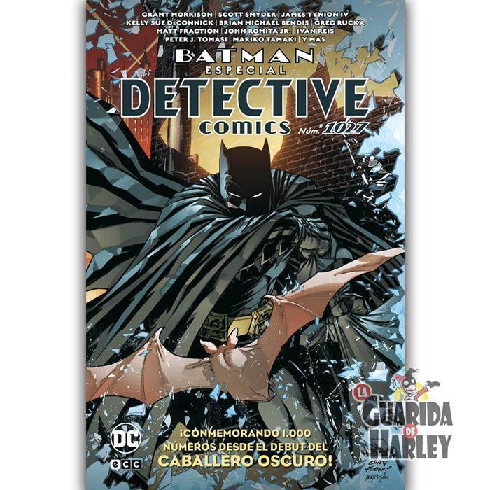 BATMAN: ESPECIAL DETECTIVE COMICS NÚM. 1.027